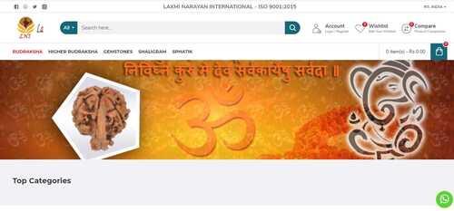 Laxmi Narayan International