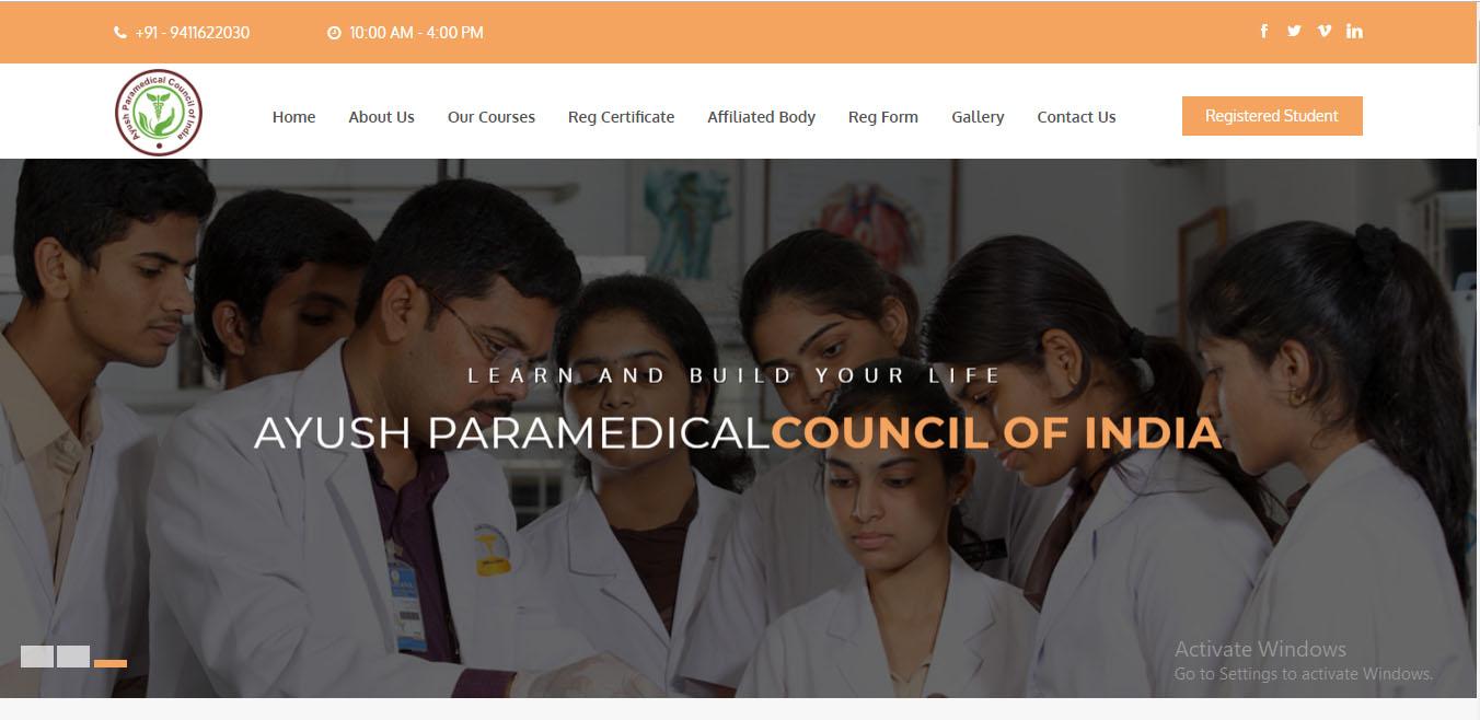 Ayush Para Medical