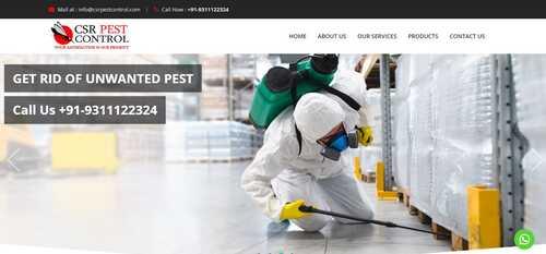 CSR Pest Control
