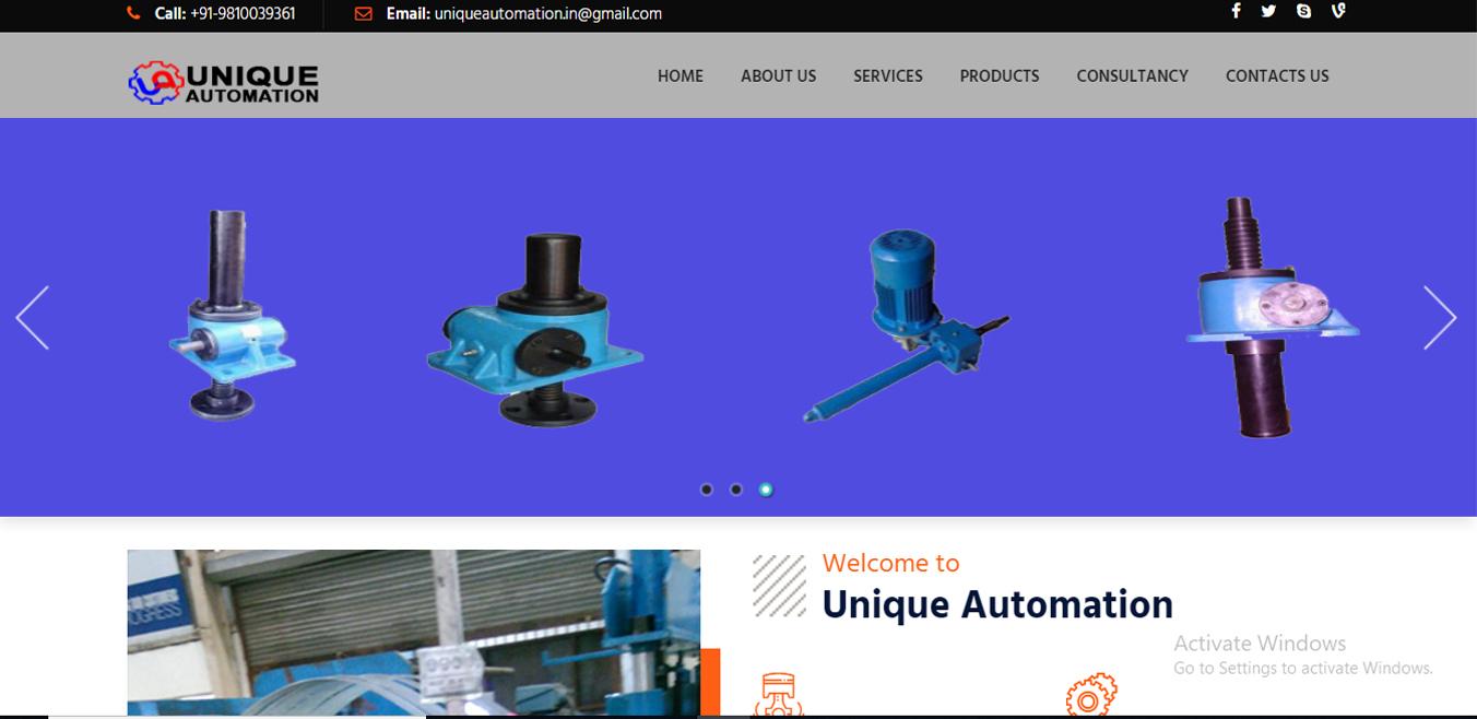 Unique Automations