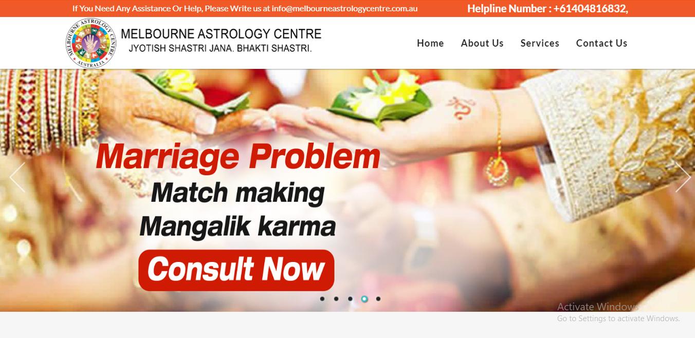 Melbourne Astrology Centre